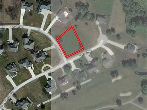 $19,999 For 4 Lots in Foxcliff Est : Martinsville : Morgan County : Indiana