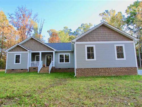 41.63 Acres + House in Rowan County : Cleveland : Rowan County : North Carolina