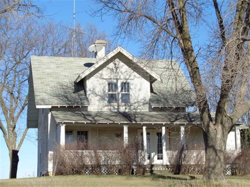 Two Homes For Sale on 1.5 Acres NE : Udell : Appanoose County : Iowa