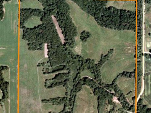 Beautiful Hunting Farm : West Point : Hancock County : Illinois
