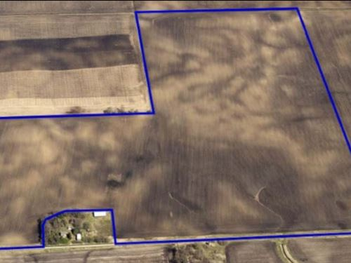 Agricultural Investment : Glenville : Freeborn County : Minnesota