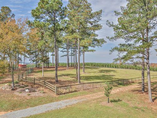 Rocky Ridge Farms : Eatonton : Putnam County : Georgia