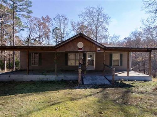 Mobile Home on 3.5 Acres For Sale : Greenville : Wayne County : Missouri