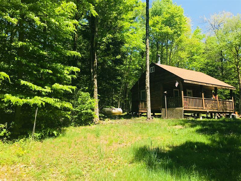 Camp Fawn Meadow : Florence : Oneida County : New York