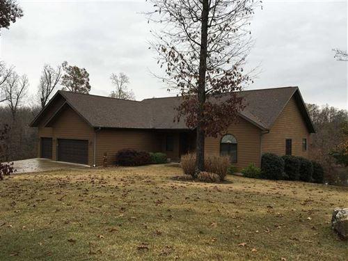 Spacious Home on Diamond Lake With : Horseshoe Bend : Izard County : Arkansas