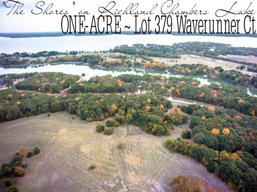 1 Acre In Navarro County : Corsicana : Navarro County : Texas