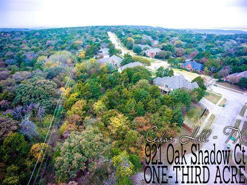 .36 Acres In Dallas County : Cedar Hill : Dallas County : Texas
