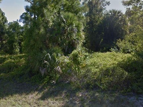 Charlotte County, Fl $12,500 Neg : Port Charlotte : Charlotte County : Florida