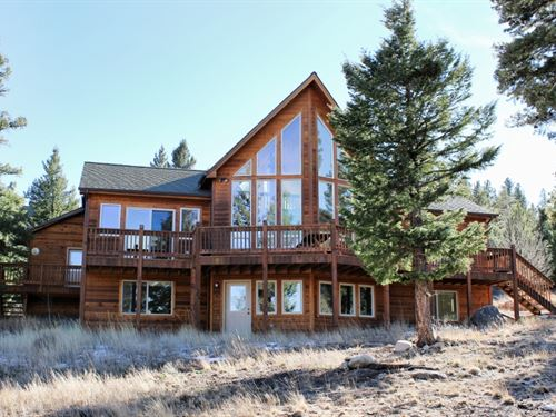 3830780 - Beautiful 2700 Sf Mountai : Buena Vista : Chaffee County : Colorado