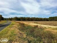 Telfair Mini Farm Estate : Williston : Barnwell County : South Carolina