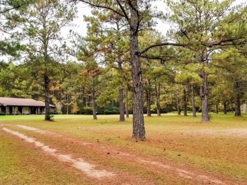 Home On 5.74 Acres In Prentiss, Ms : Prentiss : Jefferson Davis County : Mississippi