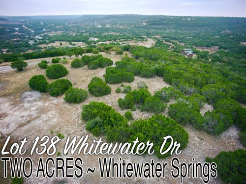 2.01 Acres In Burnet County : Bertram : Burnet County : Texas