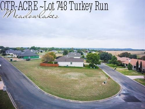 .26 Acres In Burnet County : Meadowlakes : Burnet County : Texas