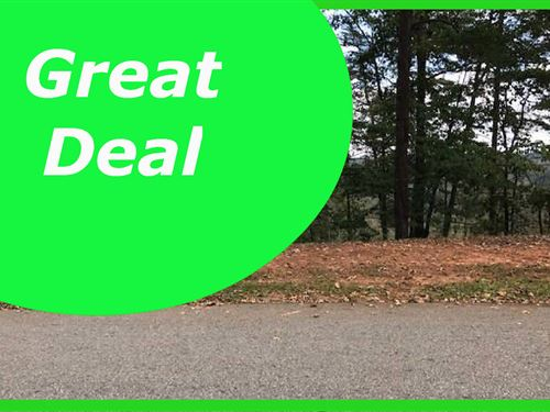 Great Deal Golf Lot Subdivision : Dahlonega : Lumpkin County : Georgia