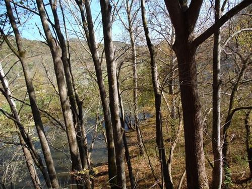 Acreage With River Frontage : Saltville : Smyth County : Virginia
