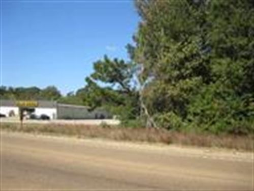 Commerical Acreage On Highway 24 : Centreville : Wilkinson County : Mississippi