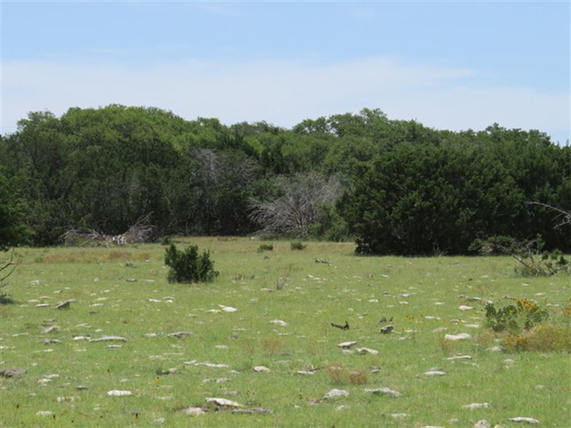 35 Acres Nw Rocksprings : Rocksprings : Edwards County : Texas