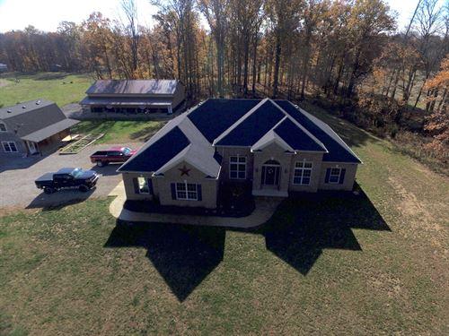 Tr 211 - 45 Acres : Marengo : Morrow County : Ohio