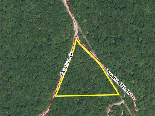 4 Ac, Paradise Hills Dr, Morgan Co : Rock Mount : Morgan County : Missouri