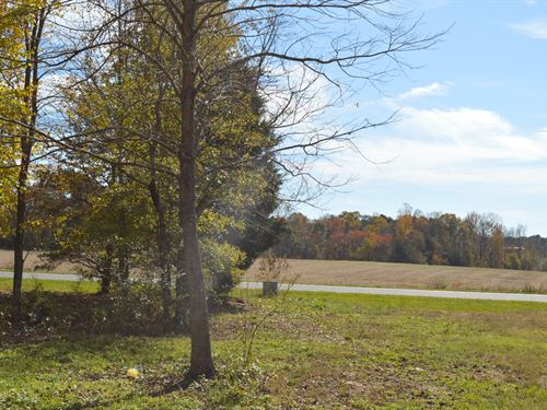1.13 Acre Homesite On Highway 11 : Chesnee : Cherokee County : South Carolina