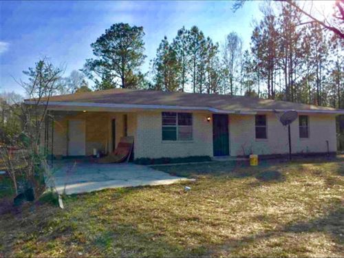 Great Starter Home : Centreville : Wilkinson County : Mississippi