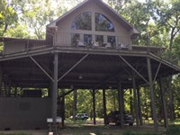 Beautiful Lake House With Views : Woodville : Wilkinson County : Mississippi
