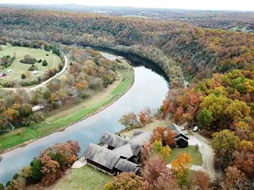 New Price, Arkansas' Only Orvis Lo : Cotter : Baxter County : Arkansas