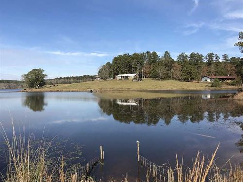 267 Acres Located In The Pond : Centerville : Bibb County : Alabama