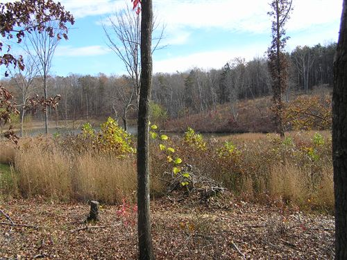 Corner Lot With Lake View : Dunlap : Sequatchie County : Tennessee