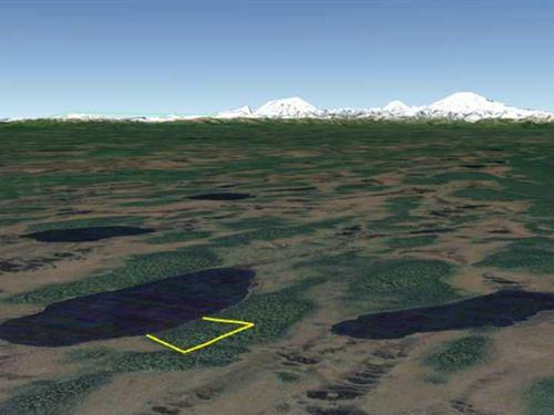 Lakefront Recreational Land, Remo : Willow : Matanuska-Susitna Borough : Alaska