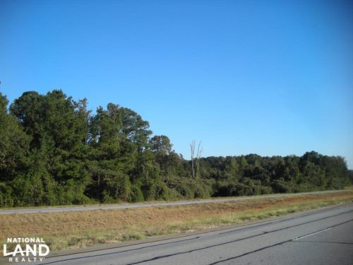 Hwy 27 Timber Tract 33+ Acres : Franklin : Heard County : Georgia
