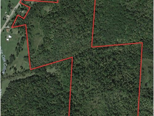 Sr 554, 96 Acres : Bidwell : Gallia County : Ohio