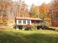 5 Acres Of Breeze And Quietness : Ivydale : Clay County : West Virginia