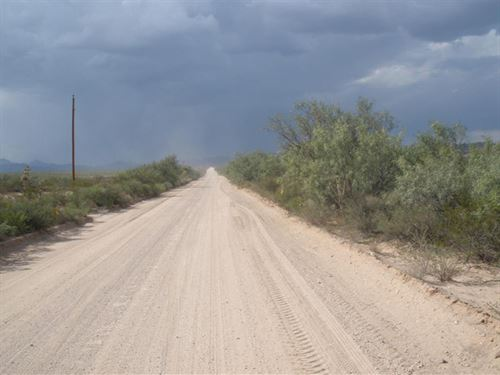 20 Acres $0 Down, Only $188/Mo : Van Horn : Hudspeth County : Texas