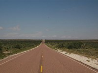20 Acs, On Paved Highway $398/Mo : Sierra Blanca : Hudspeth County : Texas