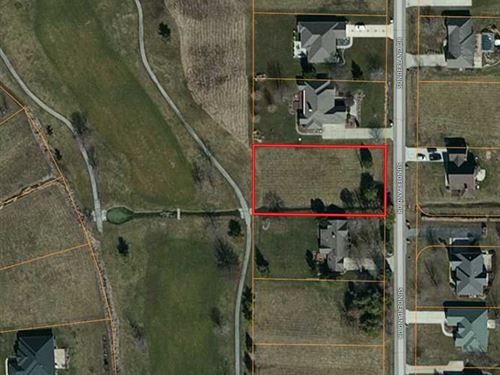 3 Lots in Foxcliff Estates Martin : Martinsville : Morgan County : Indiana