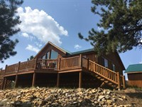 The High Country Horseman Property : Guffey : Park County : Colorado