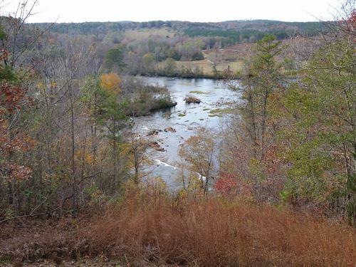 Tallapoosa River Cabin : Wadley : Randolph County : Alabama