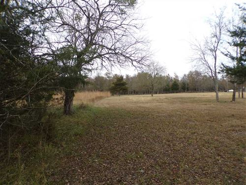 Price Reduction, Home/Cabin Sit : Sawyer : Choctaw County : Oklahoma
