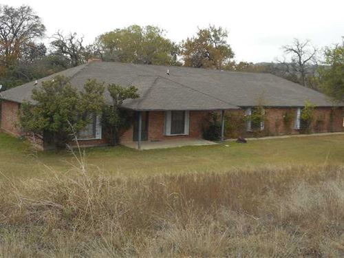 Residential And Commercial Propert : Copperas Cove : Lampasas County : Texas