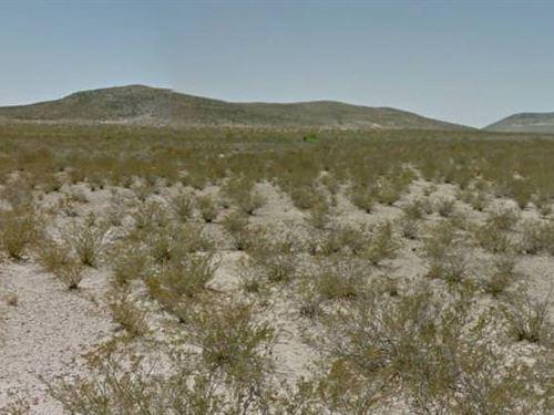 El Paso County, Tx $25,000 Neg : El Paso : Texas