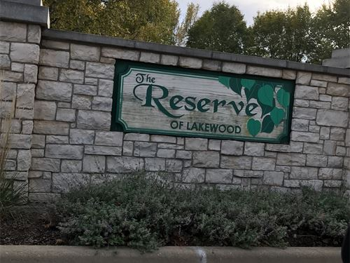5 Premium Lots In Upscale Area : Lakewood : McHenry County : Illinois