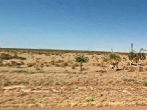 Hudspeth County, Tx $80,000 Neg : Sierra Blanca : Hudspeth County : Texas