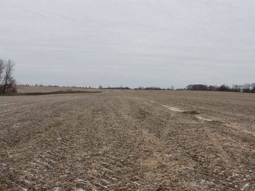 Highly Tillable Farm Ground : Lone Jack : Jackson County : Missouri