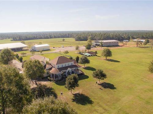 568 Acre Equestrian Park : Perkinston : Stone County : Mississippi