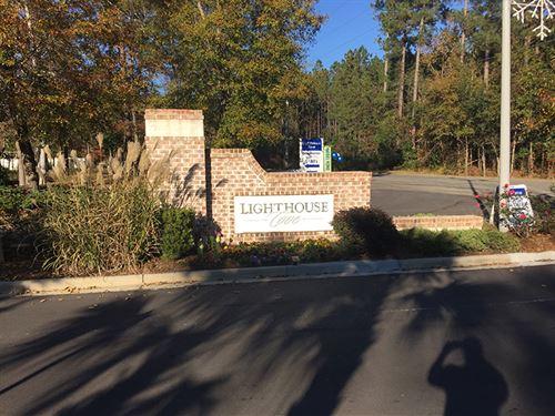 Residential Land : Carolina Shores : Brunswick County : North Carolina