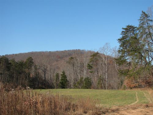 Mountain Views In Chatham, Va : Chatham : Pittsylvania County : Virginia