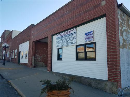 Commercial Building : Princeton : Mercer County : Missouri