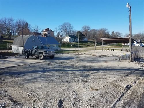 City Lot For Sale : Princeton : Mercer County : Missouri