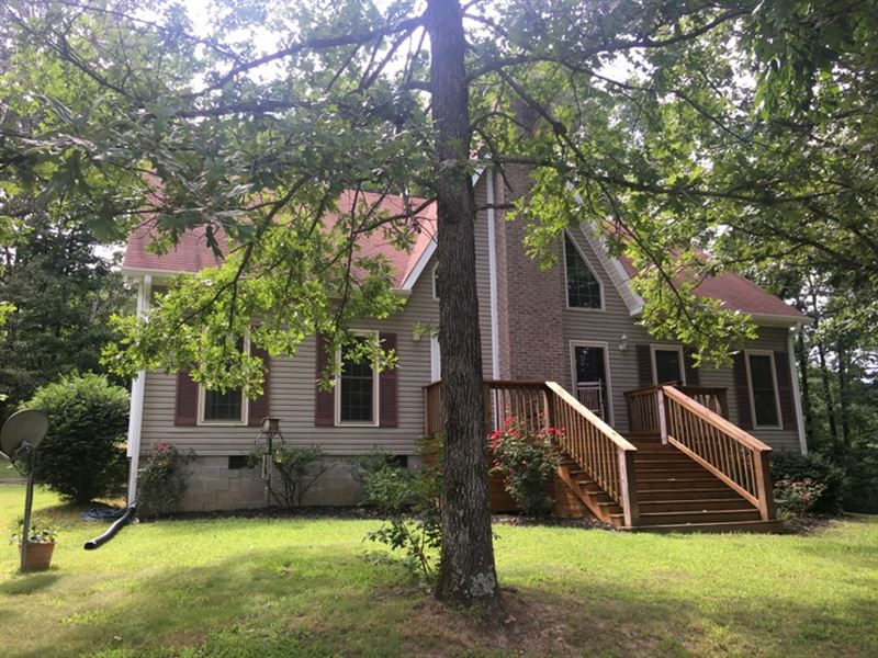 Country Home On 10 Acres In Hart Co Land For Sale